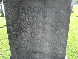 Margaret Rebecca <i>Bame</i> Winkelblech