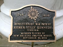 Esther <i>Stilly</i> Kennedy