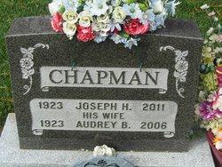 Audrey <i>McLean</i> Chapman