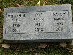 Frank William Baron