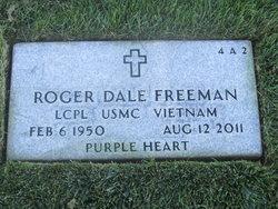 Roger Dale Freeman
