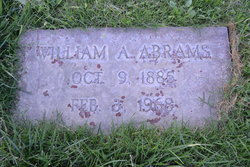 William A. Abrams