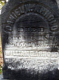 Daniel William Arnold