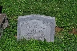 Ida Irene <i>Woodburn</i> Basham