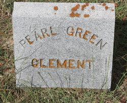 Lena Pearl <i>Green</i> Clement