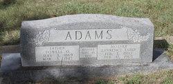 Mary Lawrence <i>Taber</i> Adams