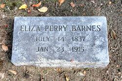 Eliza <i>Perry</i> Barnes