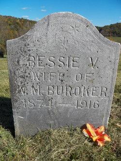 Buena Vista Bessie <i>Randall</i> Buroker