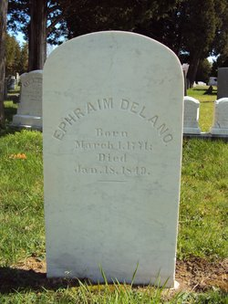 Ephraim Delano