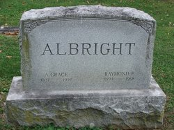 Raymond Emanuel Albright