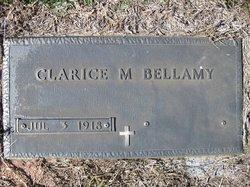 Clarice <i>Mize</i> Bellamy