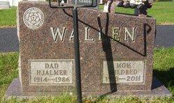 Mildred B. <i>Clements</i> Wallen