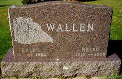 Helen A. <i>Mickelson</i> Wallen