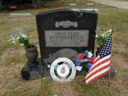 Owen Cleo Benningfield