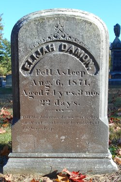 Elijah Damon, III