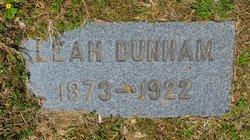 Leah <i>McFee</i> Dunham