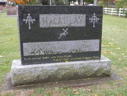 Rev William A Macaulay