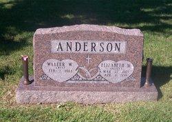 Elizabeth M <i>Eick</i> Anderson
