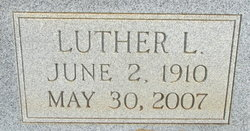 Luther Leon Chambers