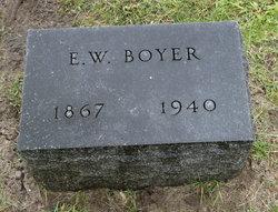 Edmund Warren Boyer
