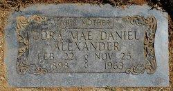 Cora Mae <i>Donalson</i> Alexander
