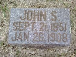 John S Boyle