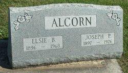 Elsie B. <i>McKee</i> Alcorn