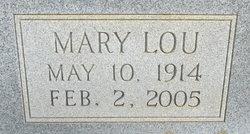 Mary Lou <i>McIntyre</i> Chambers
