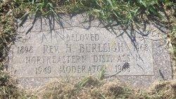 Rev Henry Burleigh
