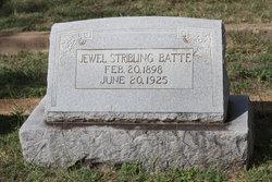 Jewell <i>Stribling</i> Batte