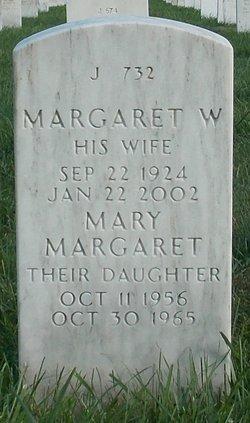 Margaret W Bacon