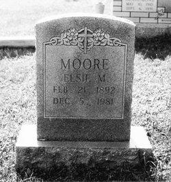 Elsie <i>Bartlett</i> Moore