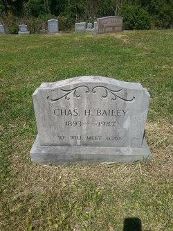Charles Harry Bailey