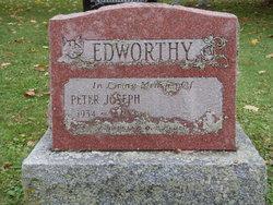 Peter Joseph Edworthy