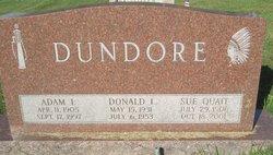 Adam I Dundore