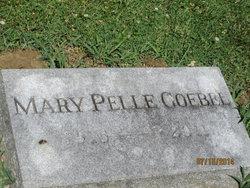 Mary Pelle <i>Sterne</i> Goebel