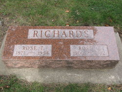 Rose Thurles <i>Thompson</i> Richards