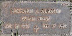 Richard A. Dickie Albano