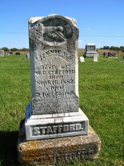 Jennie B. Stafford