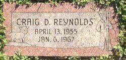 Craig D Reynolds