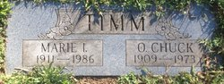 Otto Charles Chuck Timm