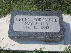 Helen Marian <i>Thompson</i> Forsythe