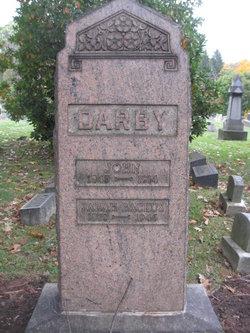 Sarah Ann <i>Kerr Darby</i> Backus