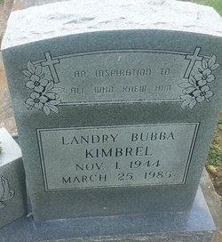 Landry Bubba Kimbrel