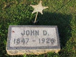 Pvt John D. Burright