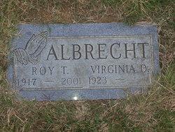 Virginia Dare <i>Burk</i> Albrecht
