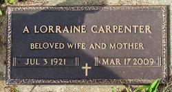 Lorraine <i>Sloas</i> Carpenter