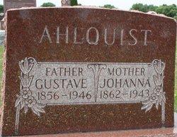 Johanna <i>Pauls</i> Ahlquist