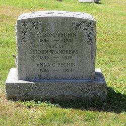 Eliza Sophia <i>Pechin</i> Andrews