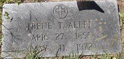Irene <i>Taylor</i> Allen